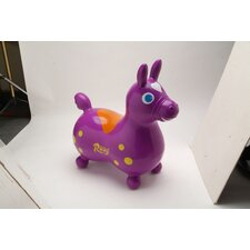 Rody Horse in Purple