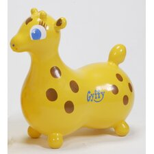 Gyffy the Giraffe