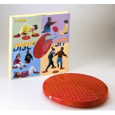 Disc 'o' Sit Junior Cushion in Red