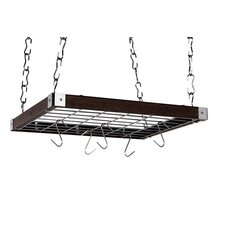 Square Hanging Pot Rack