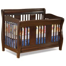 <strong>Atlantic Furniture</strong> Versailles 4-in-1 Convertible Crib