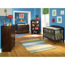 <strong>Atlantic Furniture</strong> Richmond 4-in-1 Convertible Crib Set