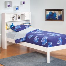 <strong>Atlantic Furniture</strong> Urban Lifestyle Newport Bookcase Bed