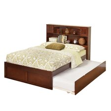 <strong>Atlantic Furniture</strong> Urban Lifestyle Newport Bookcase Bed with Trundle