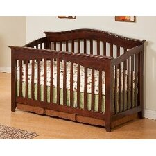 <strong>Atlantic Furniture</strong> Windsor 4-in-1 Convertible Crib