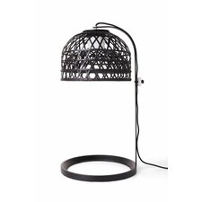 "Emperor 26.8"" H Table Lamp with Bowl Shade"