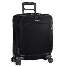 "Transcend 20.8"" International Carry-On Spinner Suitcase"