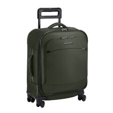 "Transcend 19.5"" International Carry-on Spinner Suitcase"