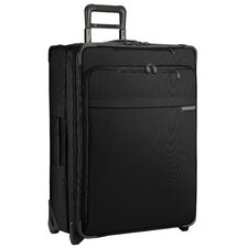 "Baseline 28"" Large Expandable Suitcase"