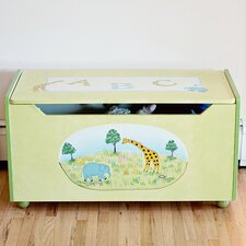 Alphabet Children's Toy Box