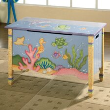 Under the Sea Toy Box
