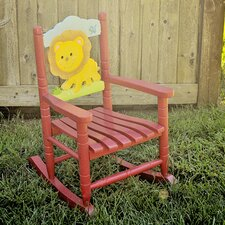 <strong>Teamson Kids</strong> Lion Kid's Rocking Chair