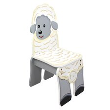 Happy Farm Room Kid's Novelty Chair