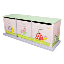 Fantasy Fields - Magic Garden 3 Drawer Cubby