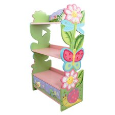"Magic Garden 38"" Bookcase"