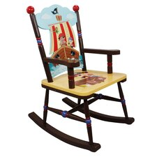 Fantasy Fields Kids Pirates Island Rocking Chair