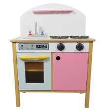 Play Kitchen with Dual Doors