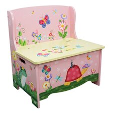 Fantasy Fields Wooden Garden Bench