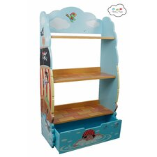 "Fantasy Fields Pirates Island 41.75"" Bookshelf"