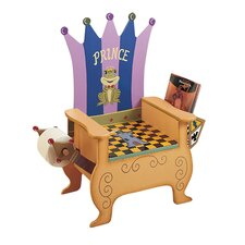 <strong>Teamson Kids</strong> Potty Prince Themed Kid's Novelty Chair