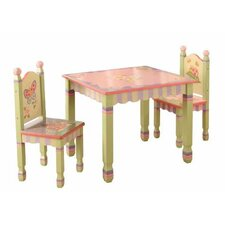 <strong>Teamson Kids</strong> Magic Garden Additional Kid's Desk Chairs (Set of 2)