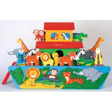 Toy Workshop Giant Noah's Ark