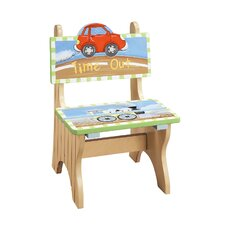 <strong>Teamson Kids</strong> Transportation Time Out Kid's Desk Chair