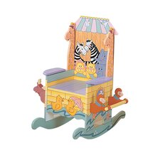 Potty Noah's Ark Kid's Rocking Chair