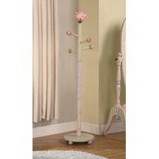 Rose Coat Rack