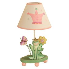 <strong>Teamson Kids</strong> Princess Frog Crown Table Lamp