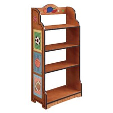 Little Sports Fan Bookcase