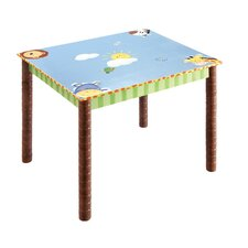 <strong>Teamson Kids</strong> Sunny Safari Kids Coffee Table