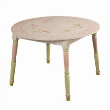 Pink Crackle Children's Writing Table