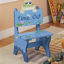 <strong>Teamson Kids</strong> Froggy Time Out Kid's Desk Chair