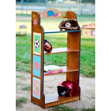 <strong>Teamson Kids</strong> Little Sports Fan Bookcase