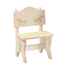 <strong>Teamson Kids</strong> Crackled Rose Room Kids Desk Chair