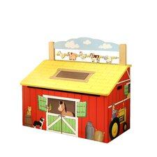 <strong>Teamson Kids</strong> Happy Farm Room Toy Box
