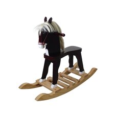 <strong>Teamson Kids</strong> The Winsdor Derby Prince Rocking Horse