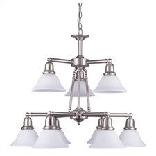 Sussex 9 Light Chandelier