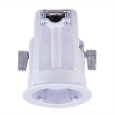 White Non-IC Recessed Lighting Housing