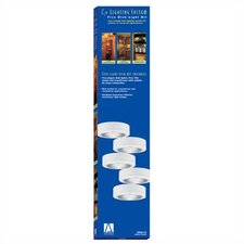Ambiance  Plug-In Disk Lighting Kit