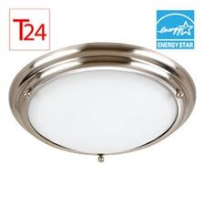Centra 3 Light Flush Mount