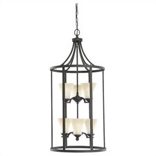 Somerton 3 Light Foyer Pendant