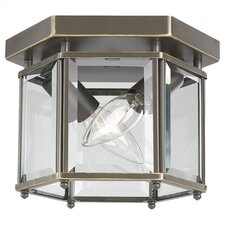 Bretton 2 Light Flush Mount