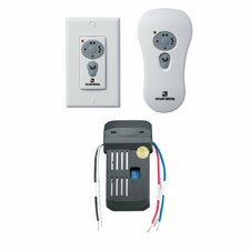 <strong>Sea Gull Lighting</strong> Combo Remote Control Kit with Reverse Downlight Control in White