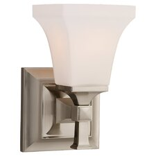 Melody 1 Light Wall Sconce