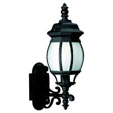 <strong>Sea Gull Lighting</strong> Outdoor 1 Light Wall Lantern