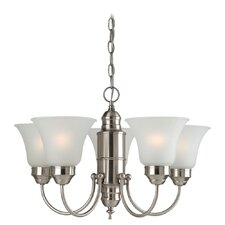 Linwood 5 Light Chandelier