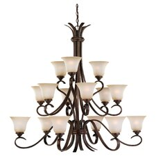 <strong>Sea Gull Lighting</strong> Rialto 15 Light Chandelier