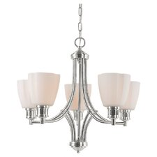 Century 5 Light Chandelier